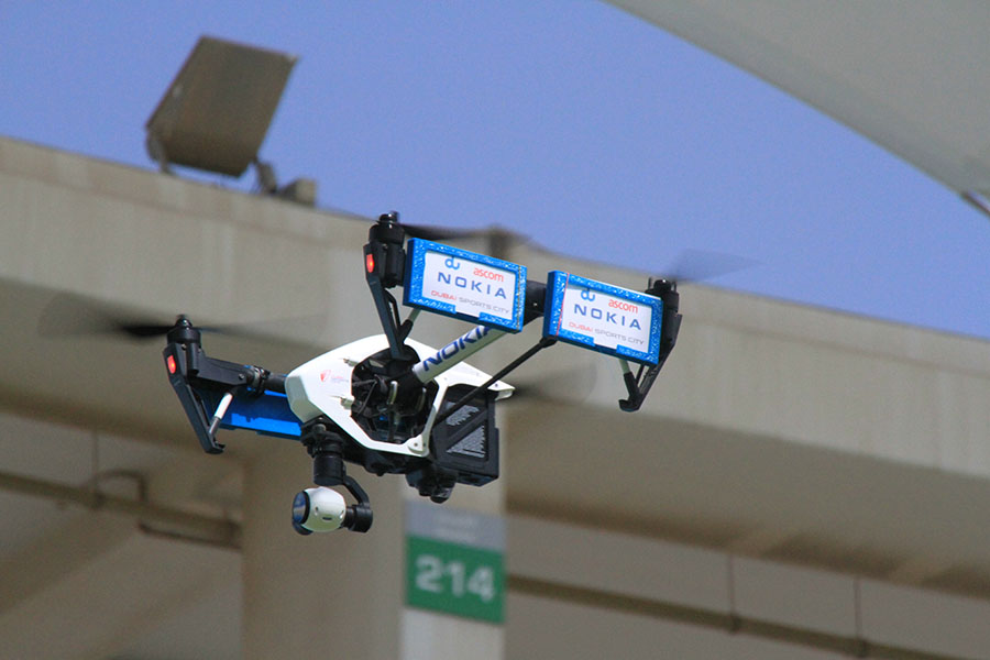 nokia_uses_drones_for_network_data_collection