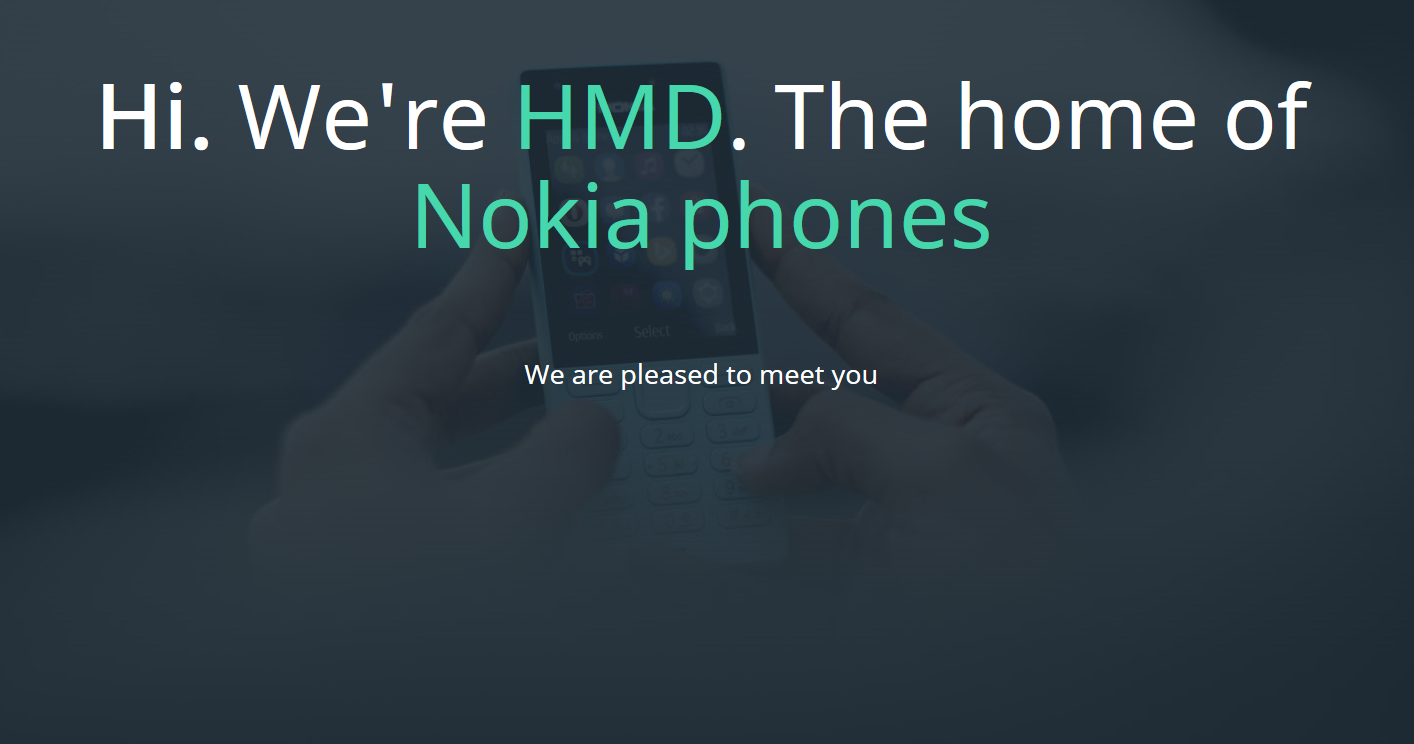 People Behind HMD Global The Company That Brings Nokia Back To Market