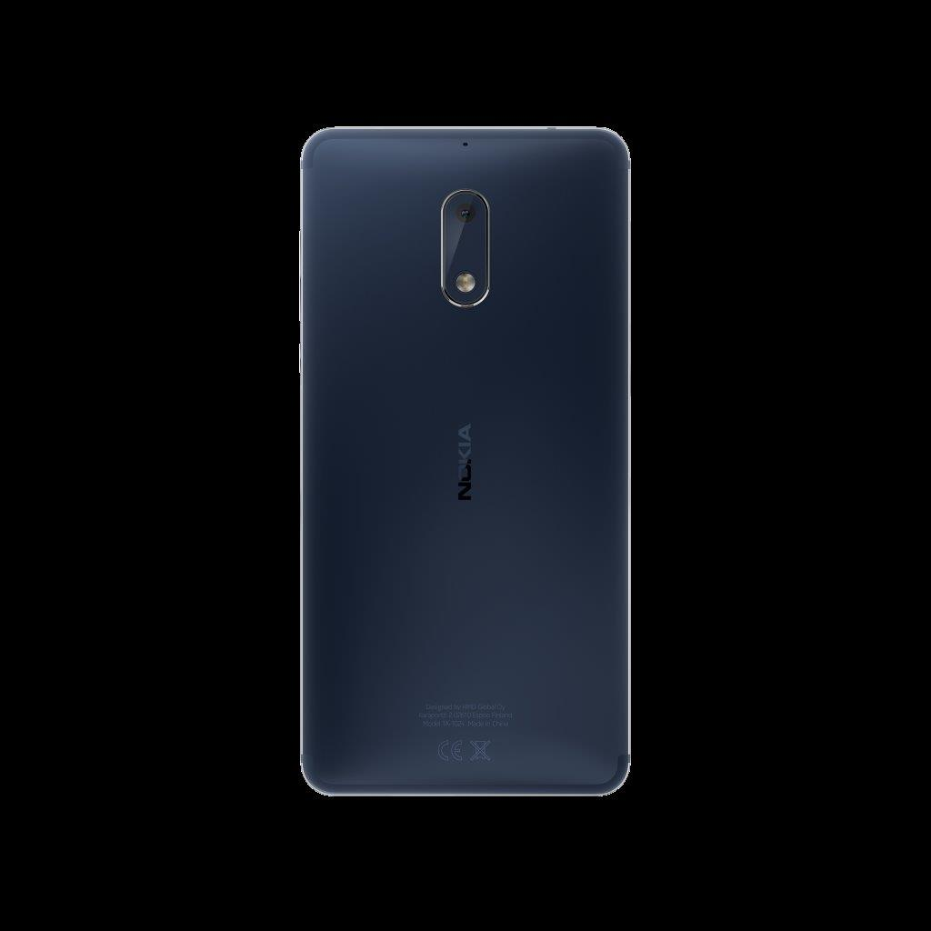 Official This Is Nokia 6 Global And Arte Black Limited