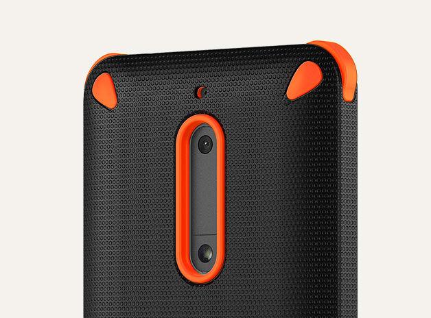 Cc 803 Stylish Case Rugged Nokia 502