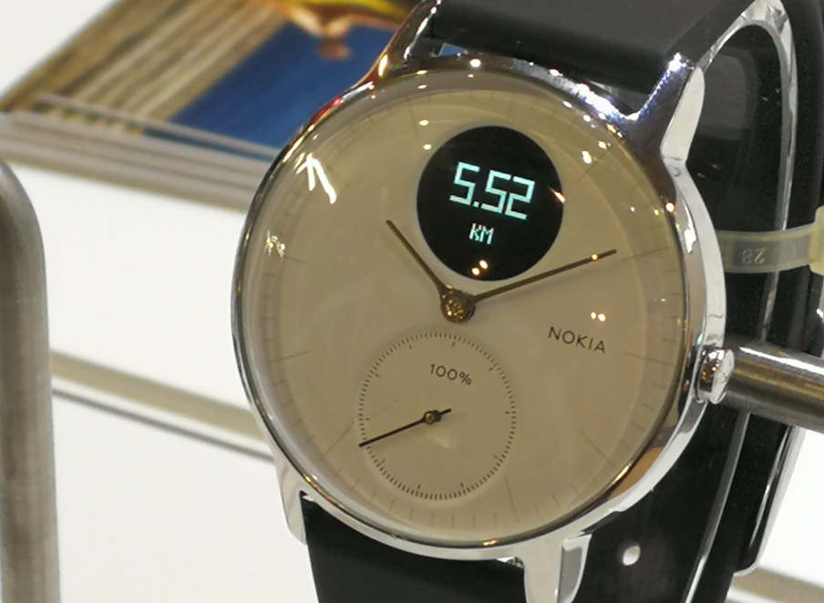 Nokia Branded Steelhr Watch Spotted At Mwc Updated
