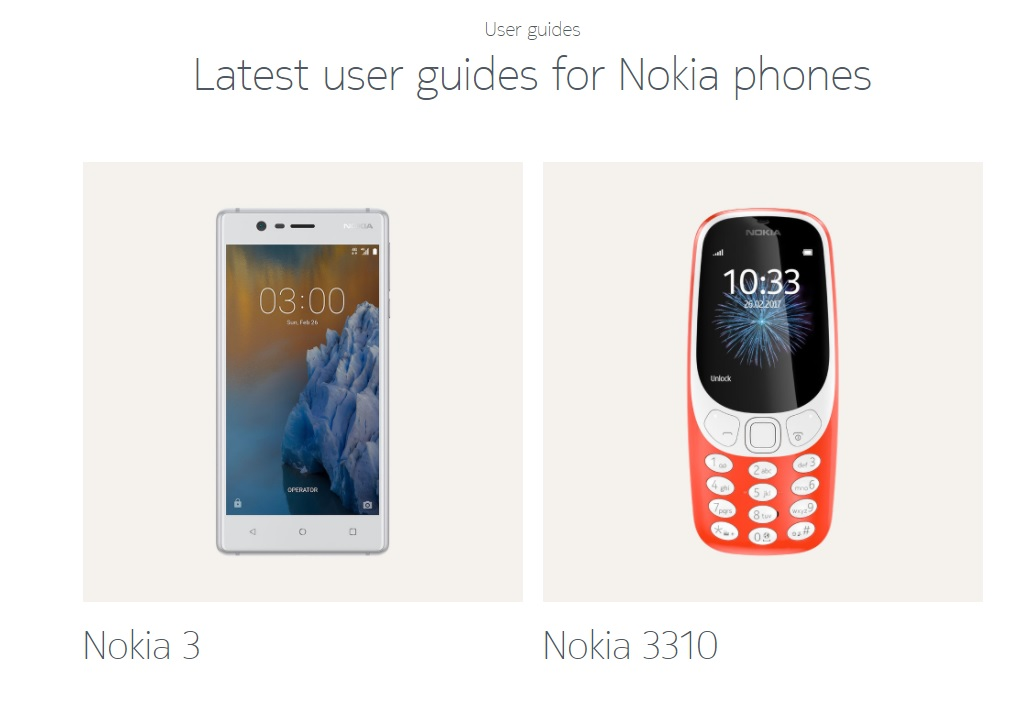 user guides of the latest nokia smart and feature phones available rh nokiamob net nokia user guide download nokia user guide 3310