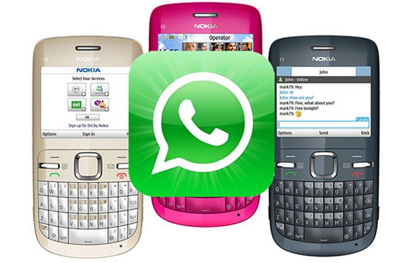 WhatsApp extended the support for s40 Nokia devices! | Nokiamob