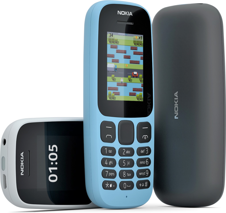 Official: The all new #Nokia 105 and Nokia 130 announced
