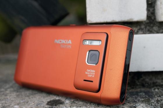 Nokia N8 orange foto – Nokiamob