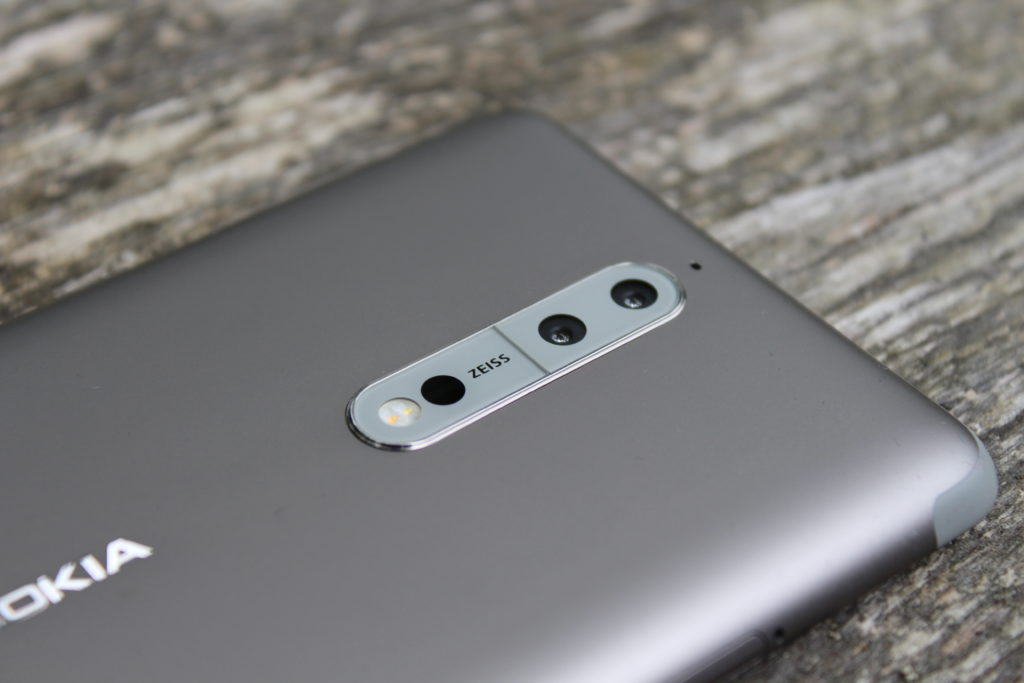 Nokia posted 3 new videos to celebrate the 8's availability