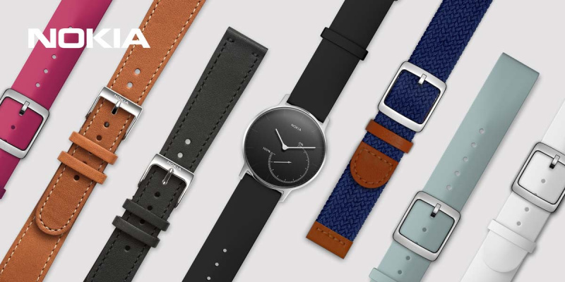 Even Though We All Like Steel HR More Nokia Isnt Such A Bad Watch To Have It Is Great Looking And Bit Smart Since Can Monitor Lot Of