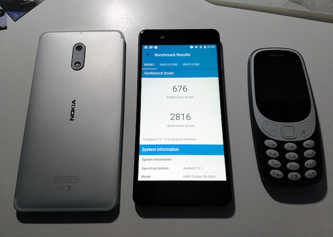 March update for Nokia 2, 5, 6 and 8 coming next week