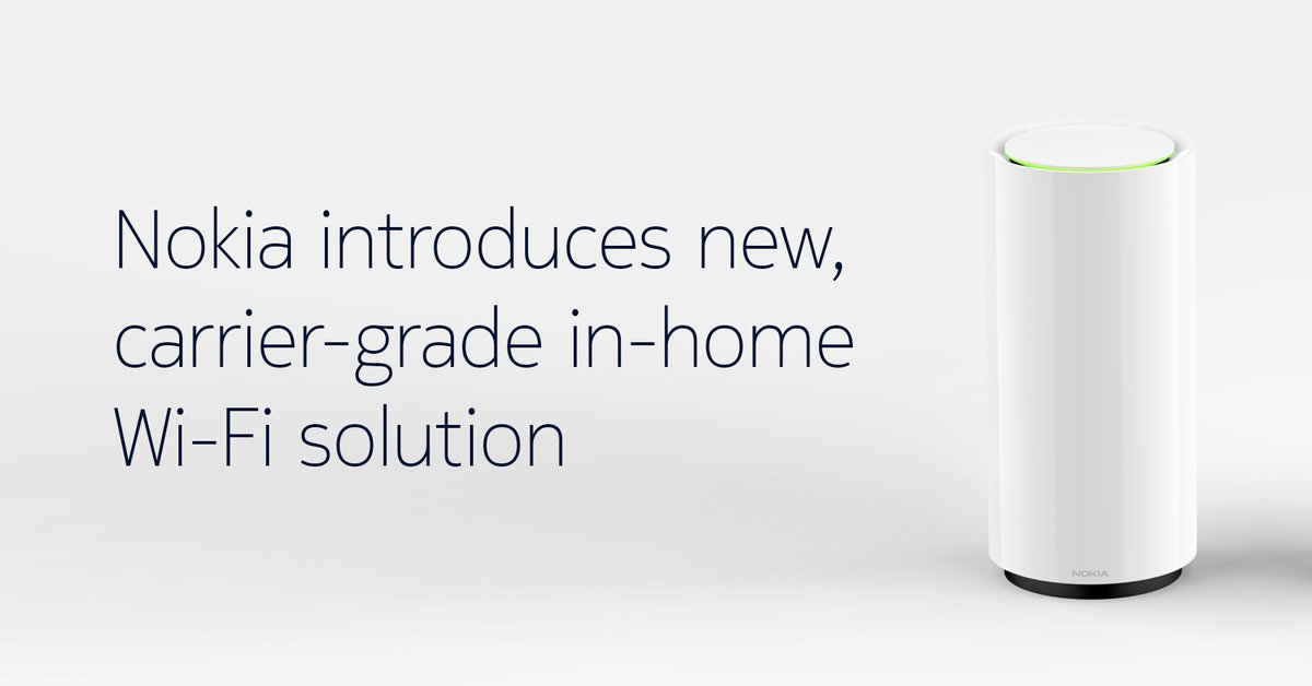 Nokia Home Wifi Nokia S Solution For Bad In Home Wifi