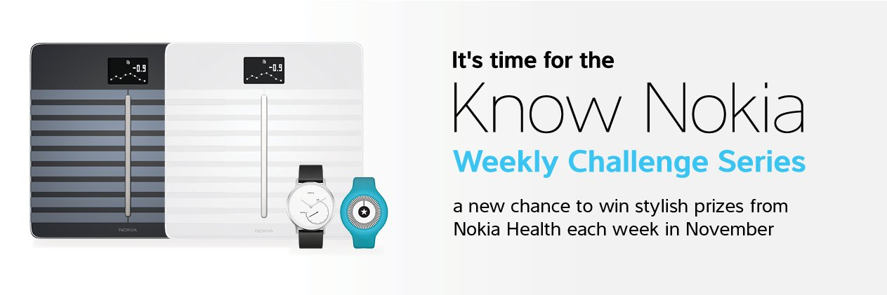 Nokia Health Devices 30 Discount And Giveaways By Higi
