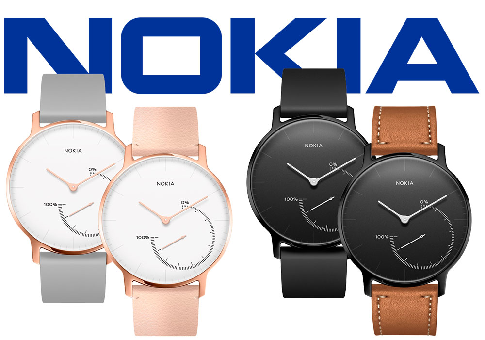 Limited Edition Of The Nokia Health Has Just Launched Another Its Steel HR Watch This Time Nokias Beautiful Tracker Is Available In