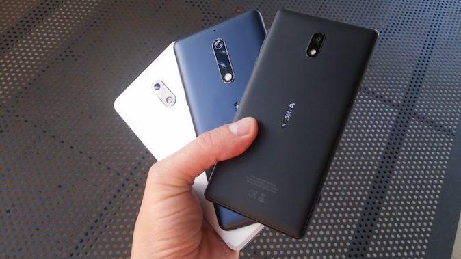 Nokia smartphones captured 1% of global market share in Q4 2017
