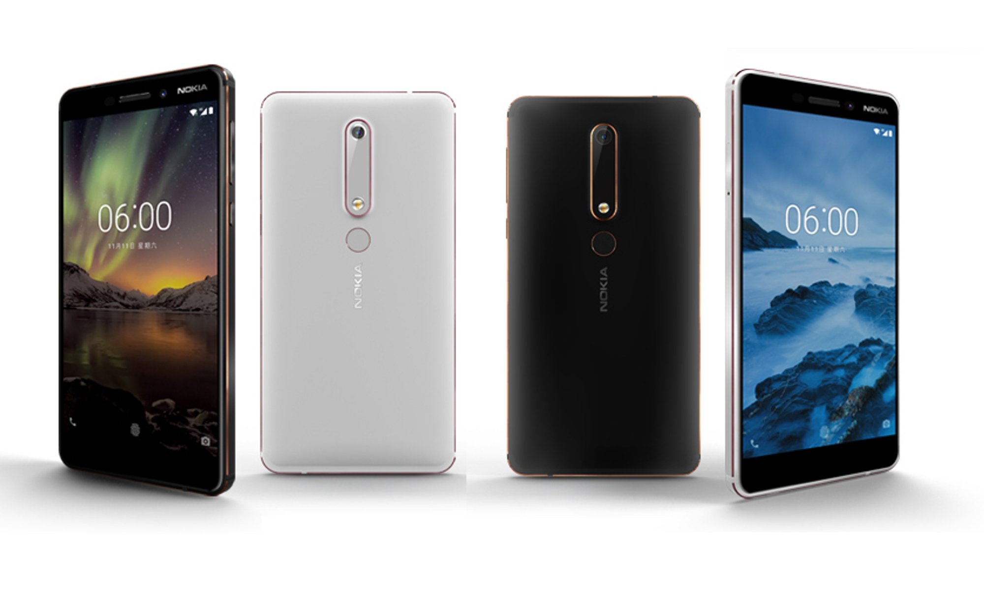 Image result for nokia 6 2018