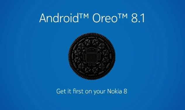 update android oreo 8.1