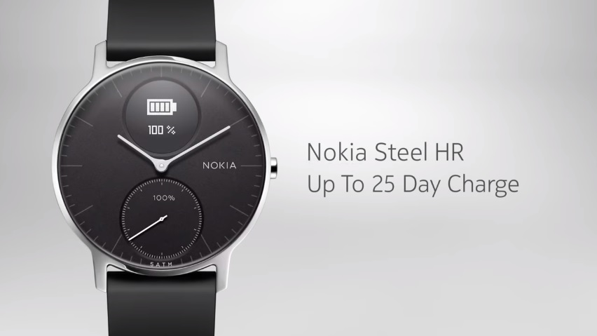 Nokia Health Pushed Another Great Video Commercial For Its Best Product Beautiful Steel HR The Is Done Rather Artistically But It Covers All