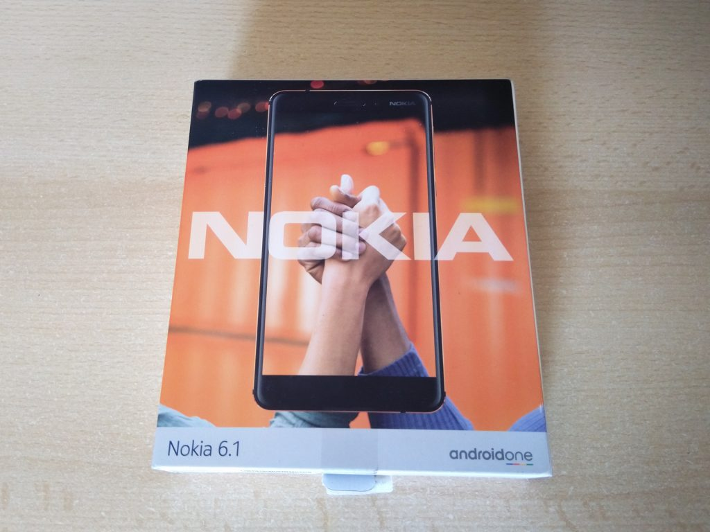 Nokia 6.1 comes in the same stylish box as all new Nokia devices. On the front, we have the picture of Nokia 6.1 and the iconic handshake. On the back of ...