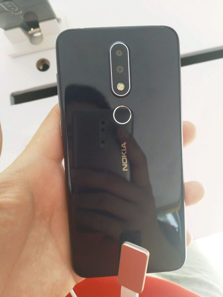 The Nokia X6 Is A Versatile Media Device