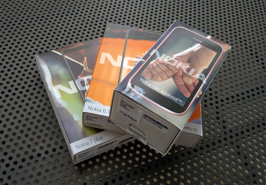 Test: Nokia 7 plus, Nokia 6 1 and Nokia 1 | Nokiamob