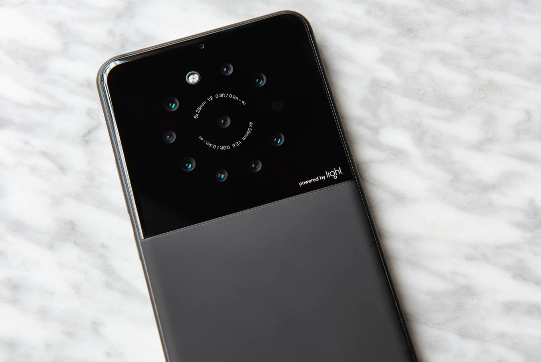 Did An Interesting Post About The Future Products Of Light Co Company That Was Responsible For Making The Light 16 Multi Aperture Computational Camera