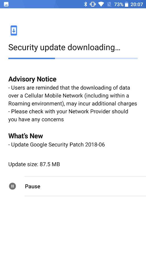 Nokia 6 1 received new Android 8 1 update and Nokia 3 Google