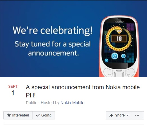 Nokia Mobile Face Book