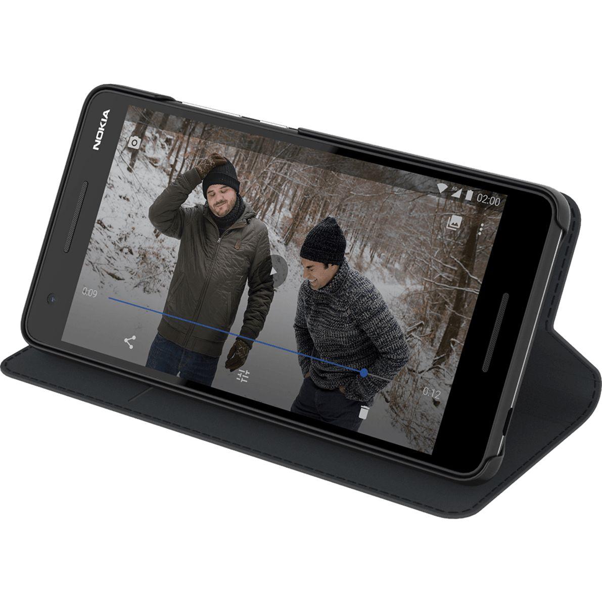 best cheap 54871 e6e85 Nokia Mobile launched Nokia Entertainment Flip cover for Nokia 2.1 ...
