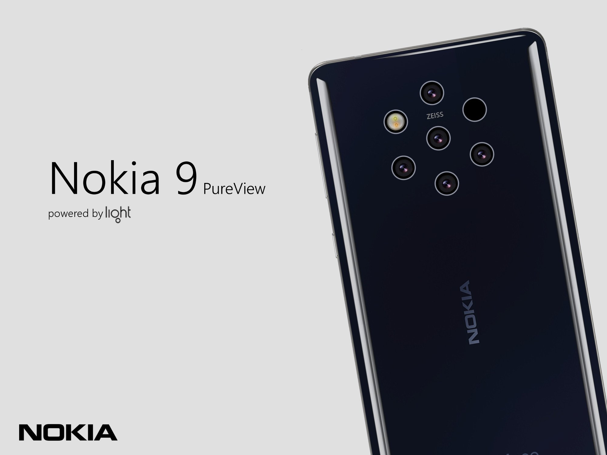 Nokia 9 PureView and Nokia Phoenix accessories already on