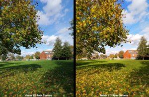 Nice camera comparison between Nokia 7 1 and Honour 8X | Nokiamob