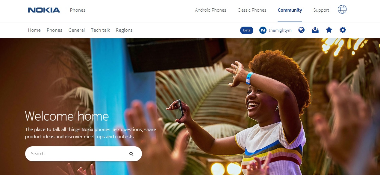 Get active on the Nokia Community Forum and fly off to Dubai event