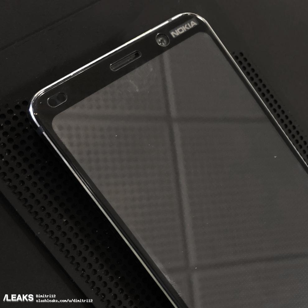 Nokia 9 front leaked on photos