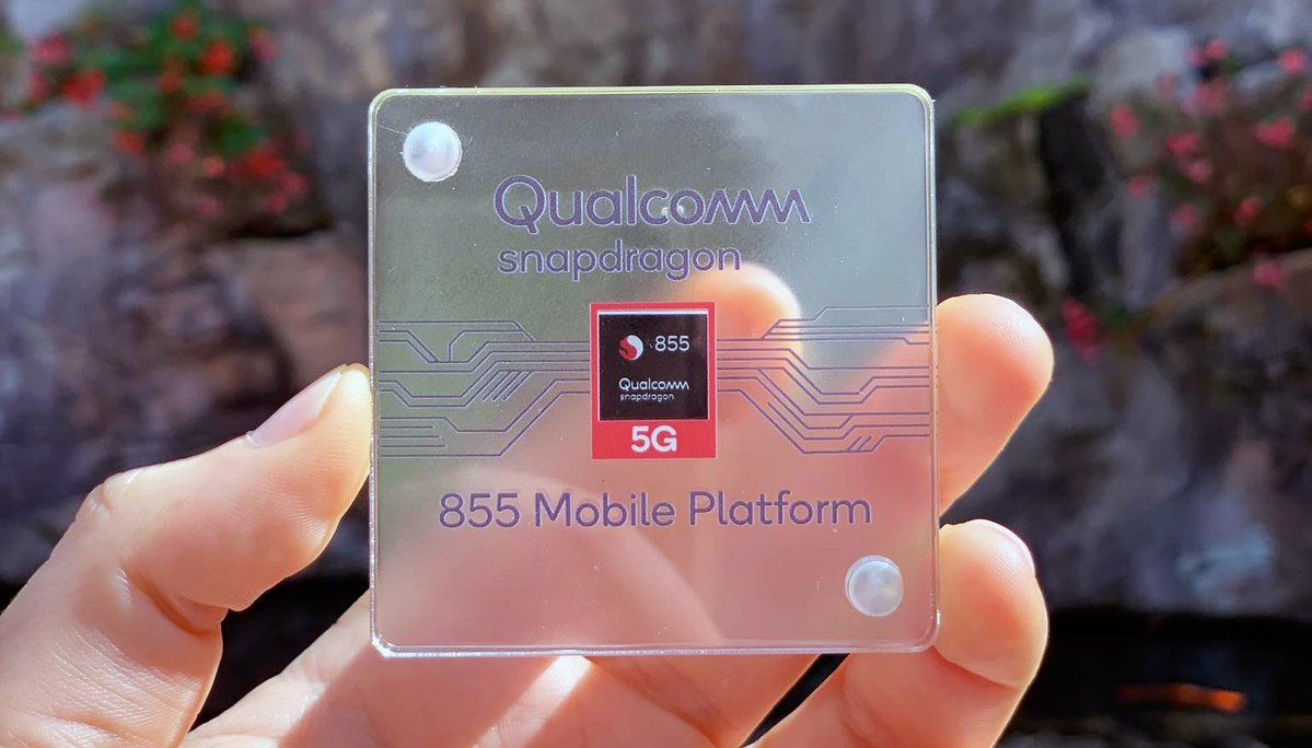Qualcomm announces Snapdragon 855, enabling 5G connectivity