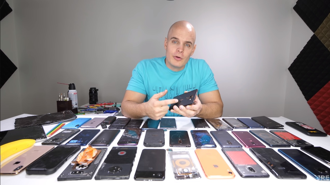 JerryRigEverything: Nokia 7 Plus is the most durable and repairable