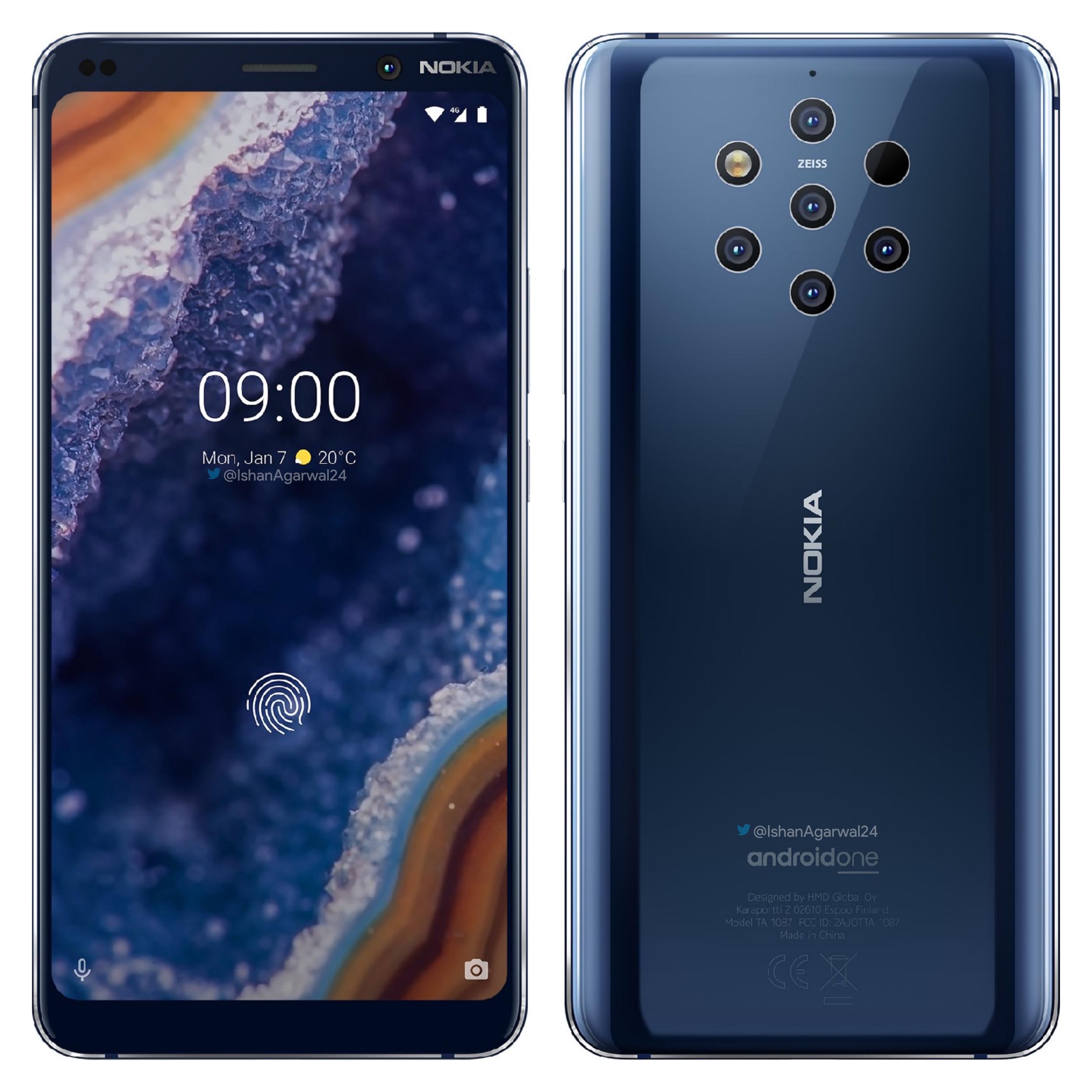 Rumor: Nokia 9 at €599, Nokia 4 2 at €199, Nokia 3 2 at €149 and