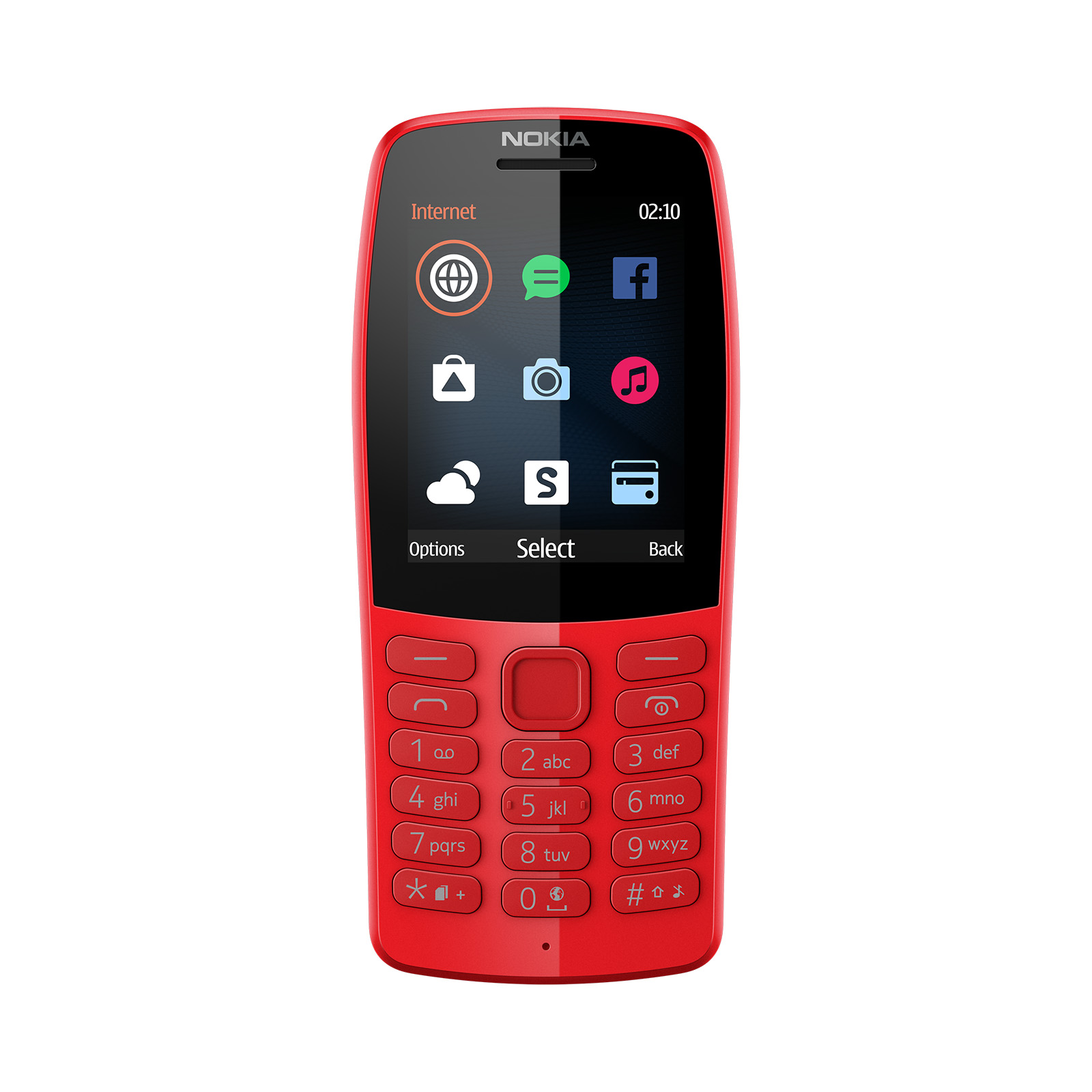Official: This is Nokia 210 | Nokiamob
