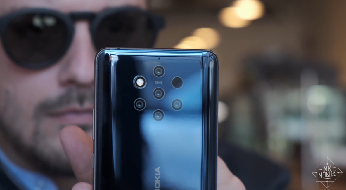 The Network has shown high-quality photos Nokia X71