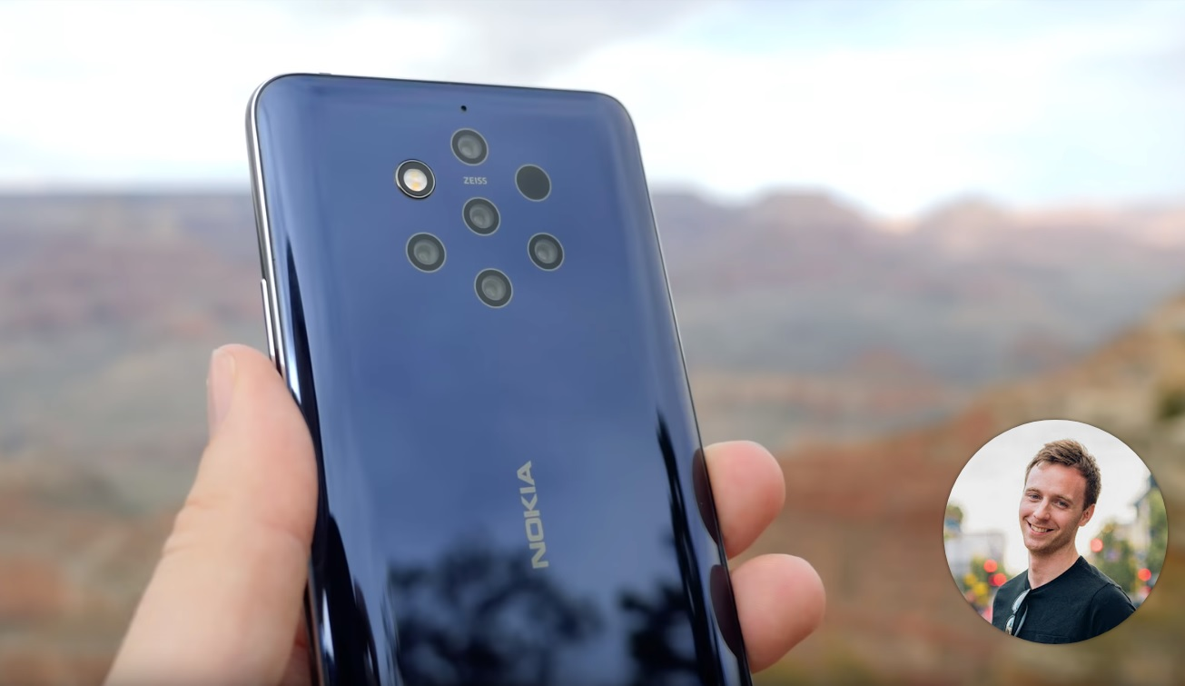 Grab the Nokia 9 PureView camera powerhouse for $600 ($100 off)