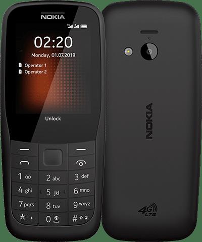 Nokia Mobile announced Nokia 220 4G | Nokiamob