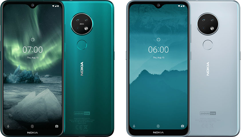 Nokia 7.2, Nokia 6.2 and Nokia 2720 Flip available for preorder in Germany - Nokiamob thumbnail
